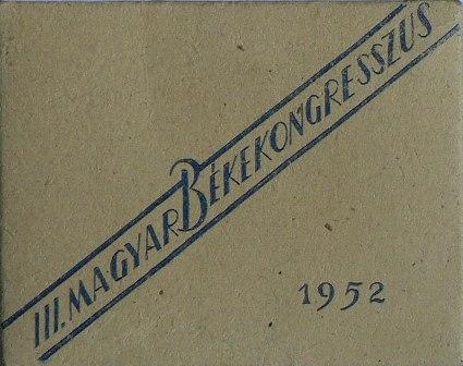 3. Magyar Békekongresszus