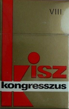 8. KISZ Kongresszus 1971.
