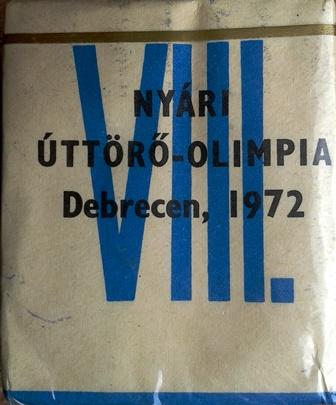 8. Nyári Úttörő-Olimpia, Debrecen