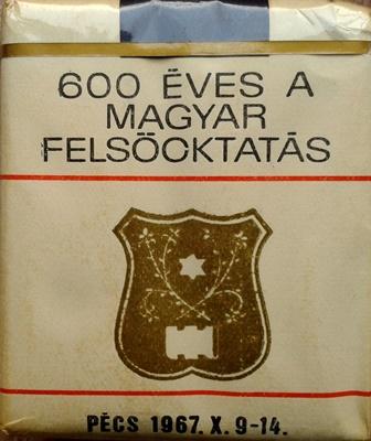 600 éves a Magyar Felsőoktatás