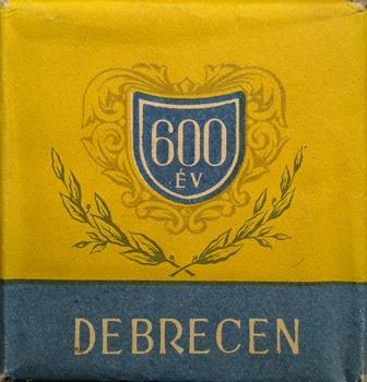 600 éves Debrecen