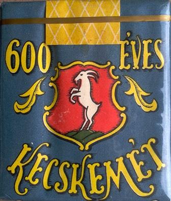 600 éves Kecskemét