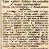 1842.06.05. Auspitz Ignác dohánykereskedése