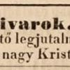 1842.06.22. Medetz dohánykereskedés