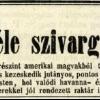1847.05.30. Makk Ferencz szivargyára
