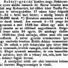 1847. Erdély dohánygyártása
