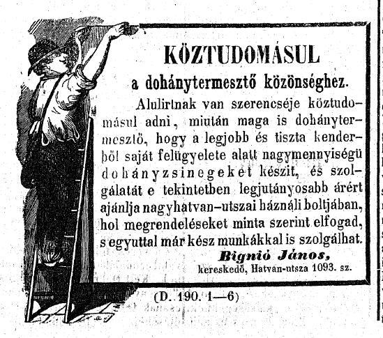 1865.06.18. Dohányzsineg