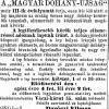 1886.08.08. Magyar Dohányújság