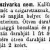 1893.01.01. Kalifa cigaretta