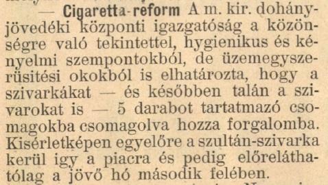 1904.10.30. Cigaretta-reform