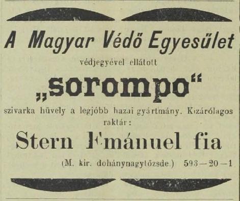 1906.10.21. Sorompo cigarettahüvely