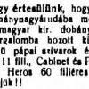 1928.08.17. Pápai szivarok