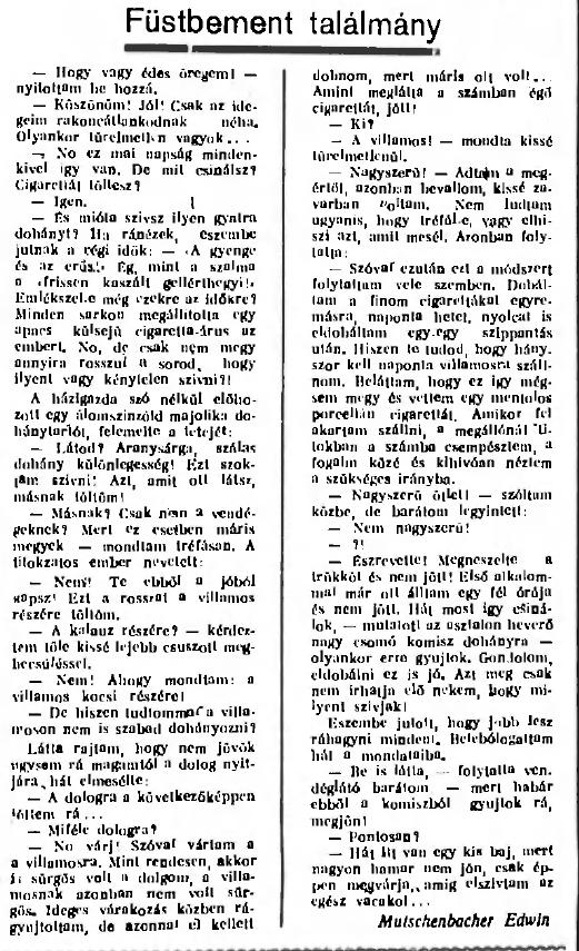 1937.02.28. Füstbement találmány