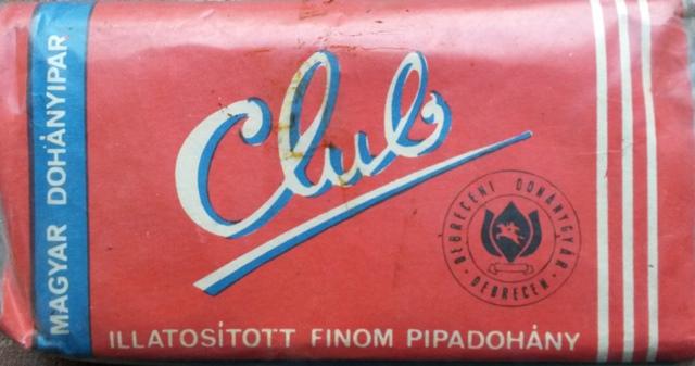 Club pipadohány 4.