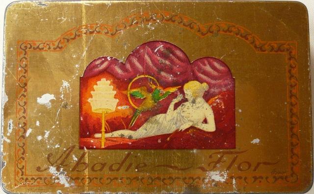 Abadie Flor cigarettahüvely 4.