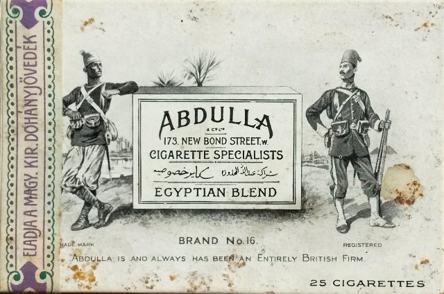 Abdulla No.16. 1.