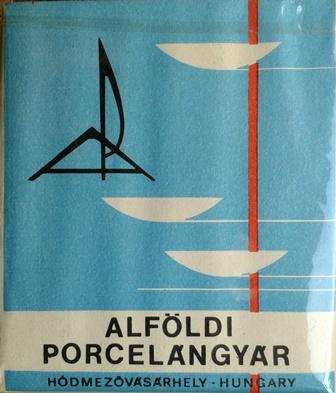 Alföldi Porcelángyár 1.