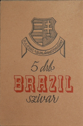 Brazil szivar