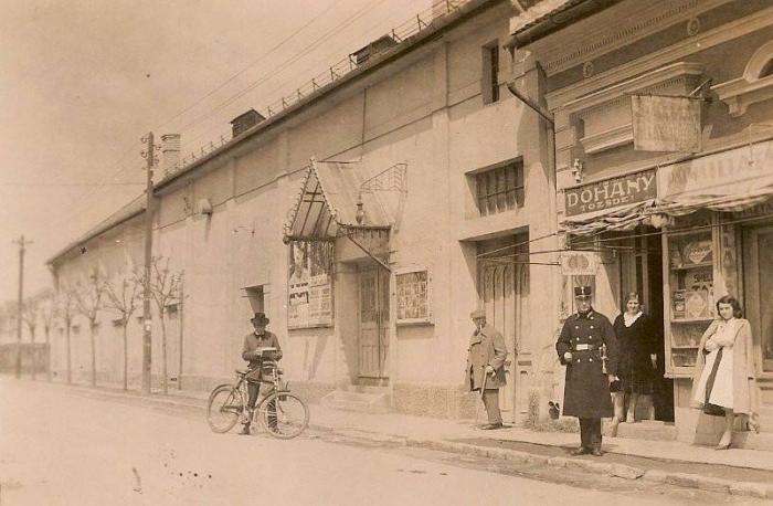 Rákospalota, Eötvös utca - Dohánytőzsde