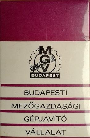 Budapesti Mezőgazdasági Gépjavító Vállalat