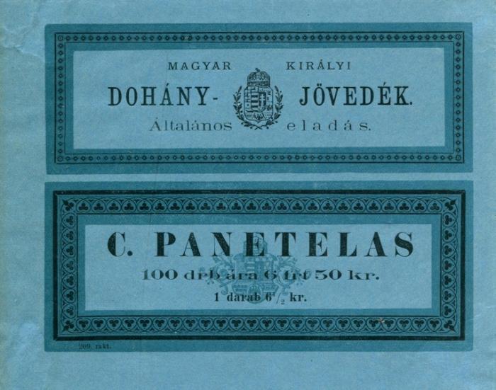 C. Panetelas