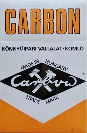 Carbon Könnyűipari Vállalat