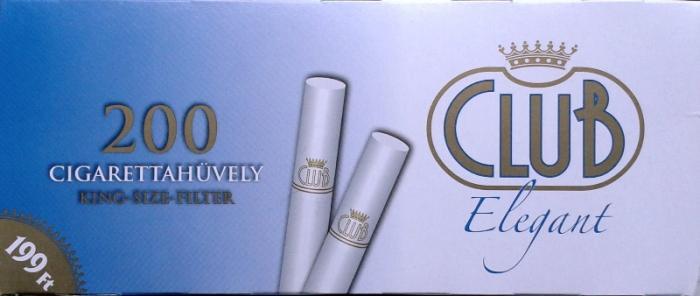 Club cigarettahüvely 3.