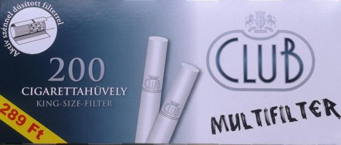 Club cigarettahüvely 4.