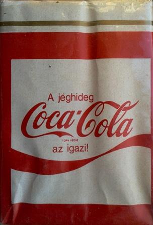 Coca-Cola (Budapesti Likőripari Vállalat) 1.