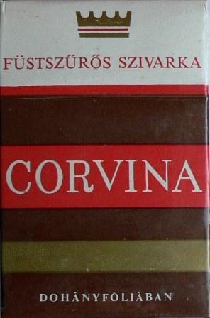 Corvina szivarka 1.