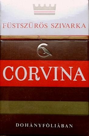 Corvina szivarka 3.