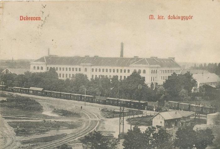 Debreceni Dohánygyár