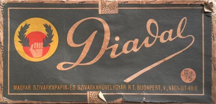 Diadal cigarettahüvely 3.