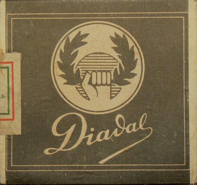Diadal cigarettapapír gyűjtőcsomagolás 1.