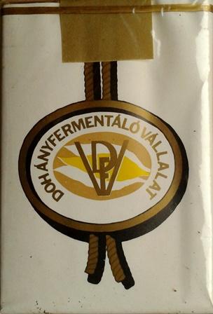 Dohányfermentáló Vállalat, Budapest 1.