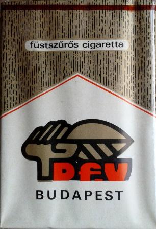 Dohányfermentáló Vállalat, Budapest 3.