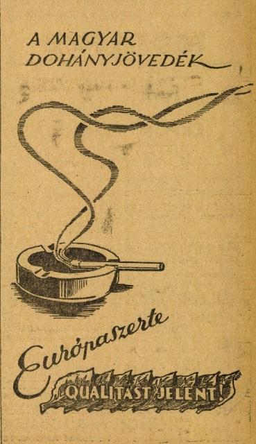 1947.10.23. Dohányjövedék