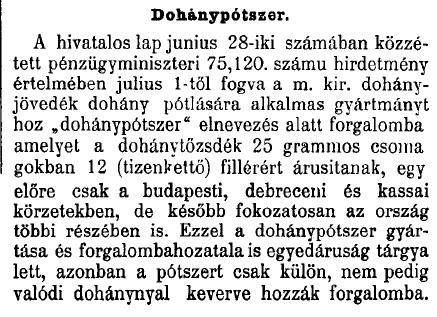 1918.06.29. Dohánypótszer