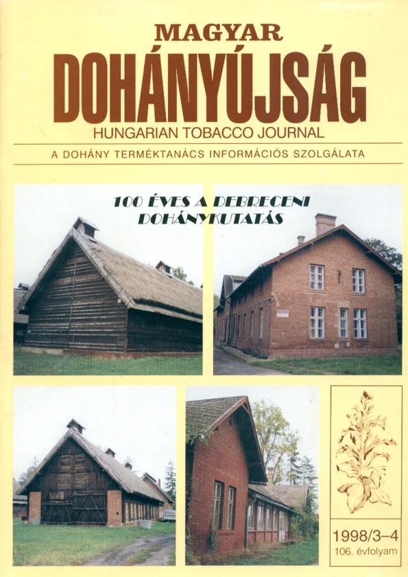 2. Magyar Dohányújság