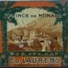 Prince de Monaco - üres