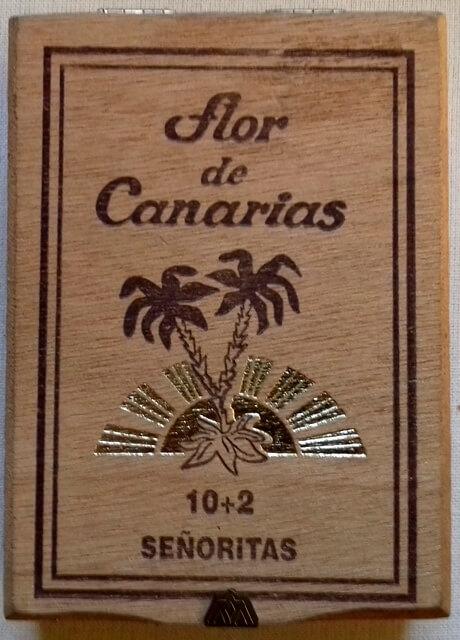 Flor de Canarias - üres