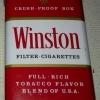 Winston cigarettatartó