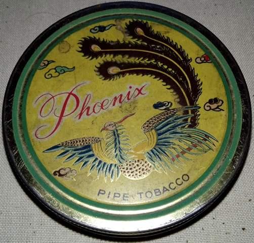Phoenix pipadohány - üres
