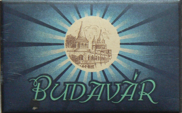 Budavár - üres 1.