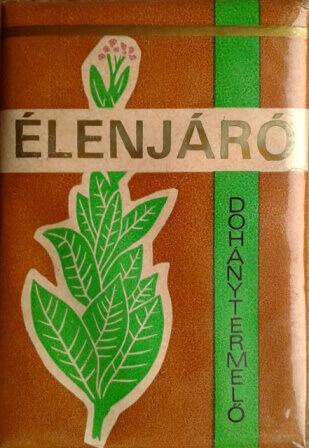 Élenjáró Dohánytermelő 1.