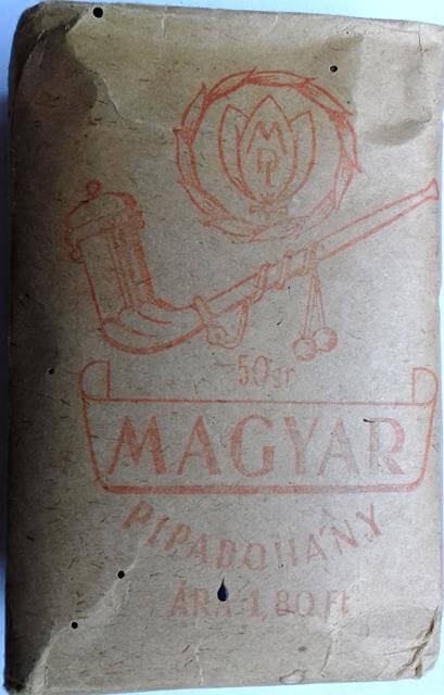 Magyar pipadohány 5.