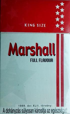 Marshall szivarka 1.