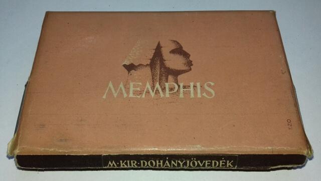 Memphis - üres