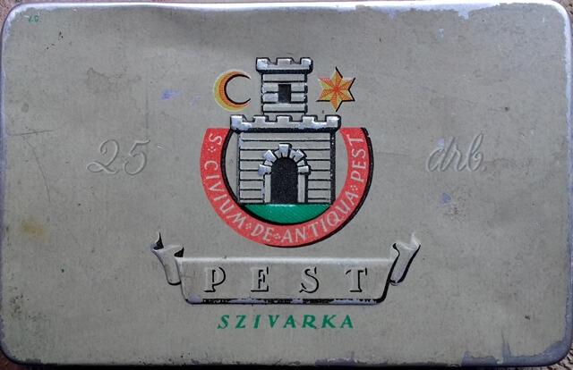 Pest - üres 2.