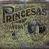 Princesas- üres